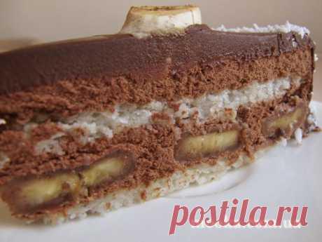 """Торт """"Криольо"""" (Criollo) - Торты - Кулинарный форум мука"""