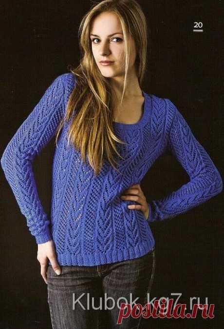 Свитера, пуловеры, джемперы | Клубок