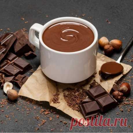 Густой итальянский шоколад