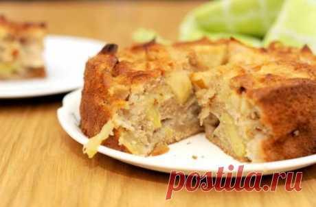 Рецепты пирогов с яблоками с фото от наших кулинаров