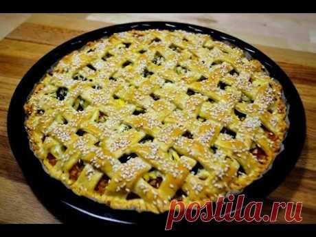 El PASTEL Con la COL | el PASTEL muy sabroso DE COL | Cabbage Pie