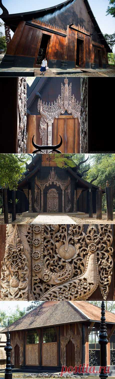 Храм смерти / Туристический спутник