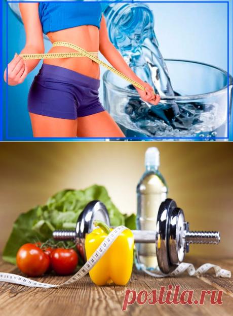 Как быстро и естественно сбросить вес от лишней воды в организме | Похудение со стройНЯШКОЙ | Яндекс Дзен