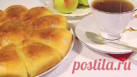 Яблочный Пирог  ЦВЕТОК!