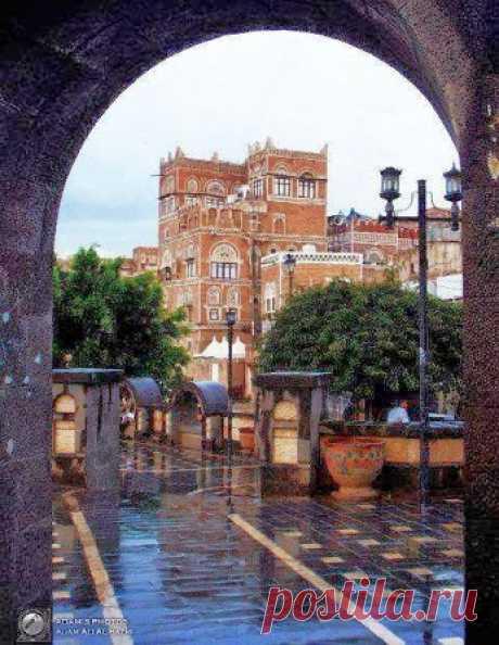 Исторический город Сана