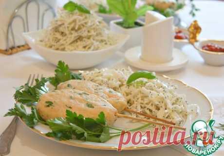 Кебабы из куриного филе – кулинарный рецепт