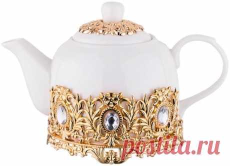Заваривайте чай только с правильной заваркой:  со счастьем, удачей, приключениями и хорошим настроением!