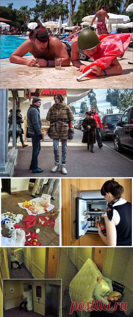 Руссо туристо - мнение иностранцев о наших туристах | Неутомимый странник | Яндекс Дзен