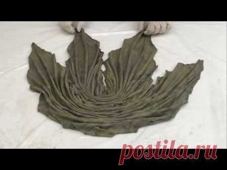 Creative Construction Ideas With Cement To Make Beautiful Cement Pots At Home