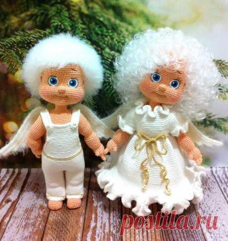 Ангелочки. Вязаная жизнь.  игрушки.  Вязаная игрушка крючком. #ангелочки #куклаангелочек #Вязанаяигрушкакрючком. #Вязанаякуклакрючком. #кукла. #куколка. #вязание. #вязанаякуколка. #вязанаяжизнь.  #амигурумикукла. #амигурумикуколка. #мастерклассповязаниюкрючком