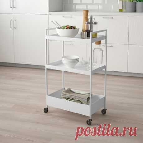 Сервировочные столики на колесиках - IKEA