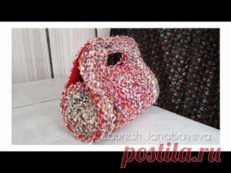 Лоскутное шитье сумки из обрезков. Идея шитья пэчворк мастер класс. Пэчворк дизайн, топ 2021-2022 - YouTube