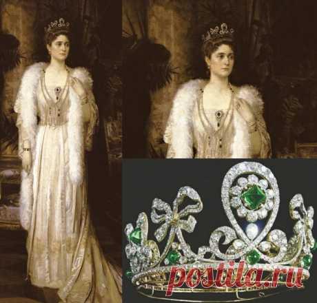 Утраченные тиары последней русской императрицы | Run the Jewels | Яндекс Дзен