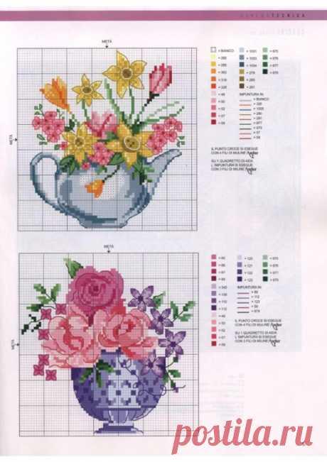 (6) Gallery.ru / Фото #164 - Цветы в вазах - Mussen