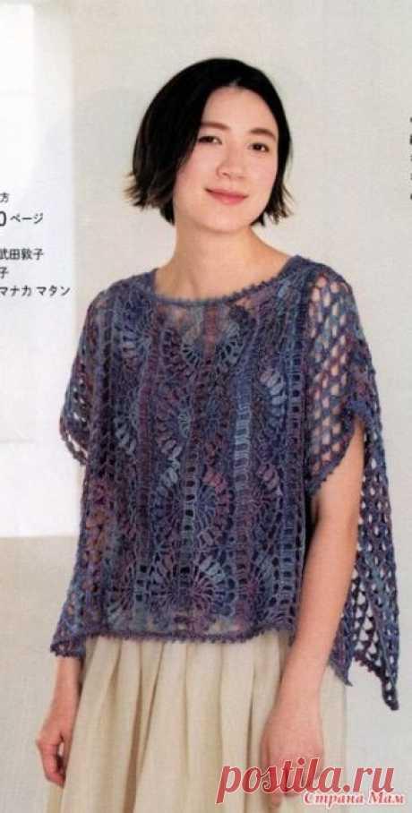 Beautiful openwork jacket razletayka hook. 4567_2018_Let's_Boutigue_Knit_Series #knit_pattern