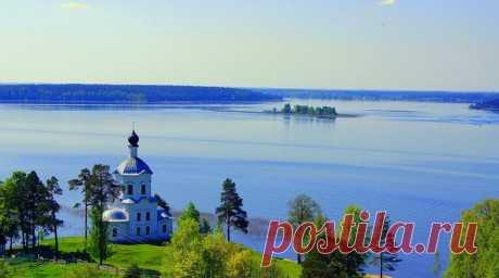 Los lagos hermosísimos de Rusia – Este mundo fabulosamente hermoso, el usuario Liudmila Severina | los Grupos Mi Mundo