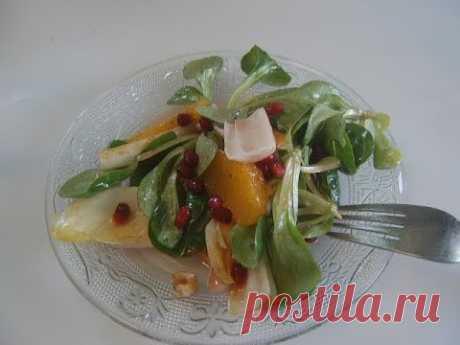 Салат витаминный. Маринкины творинки