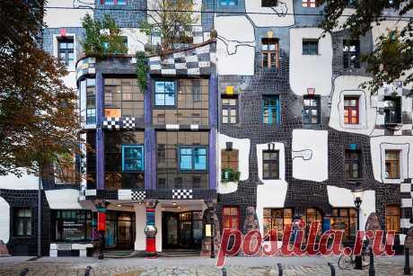 Австрия:Прекрасная Вена - Город Музыки - Город Мечты!