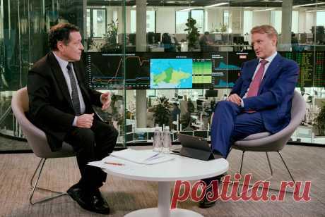 Эксклюзивное интервью Германа Грефа: о спасении бизнеса, деньгах россиян и мире после коронавируса: Банки: Экономика: Lenta.ru