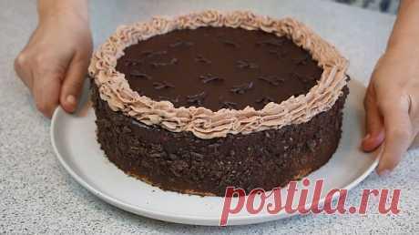 Торт «Гусиные лапки» - рецепт, который узнала ещё в советское время из газетной вырезки и до сих пор её храню