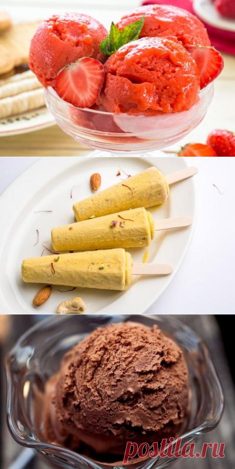 Ешь мороженое и не толстей: 3 рецепта домашнего мороженого без ущерба для фигуры – Полезные советы хозяйкам