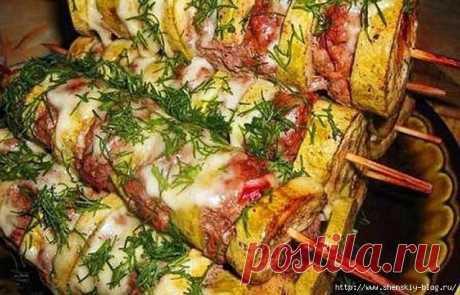 КАБАЧКИ — КАБАНЧИКИ! Для тех, кто обожает устраивать вкусные КУЛИНАРНЫЕ СЮРПРИЗЫ СВОИМ БЛИЗКИМ!