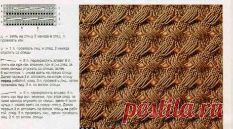 Перуанское вязание или брумстик описание и схема | Вязана.ru
