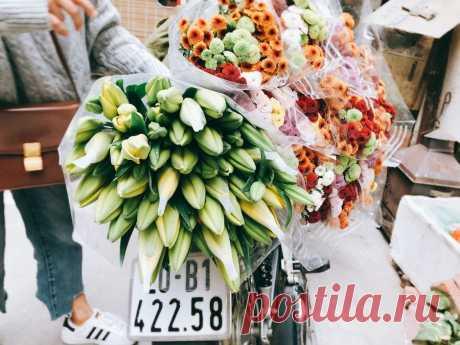 Интернет доставка цветов имеет особые плюсы и прелести