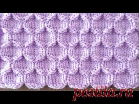Kabartmalı örgü modeli #Knitting Pattern /knitting