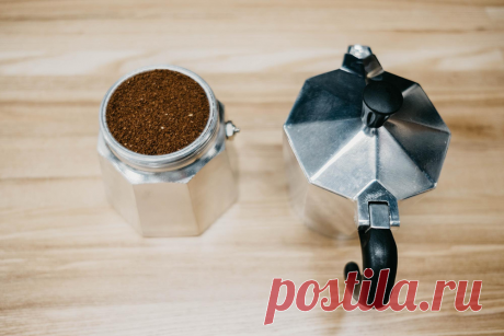Готовим кофе в гейзерной кофеварке, как профи   Кофейная душа   Яндекс Дзен