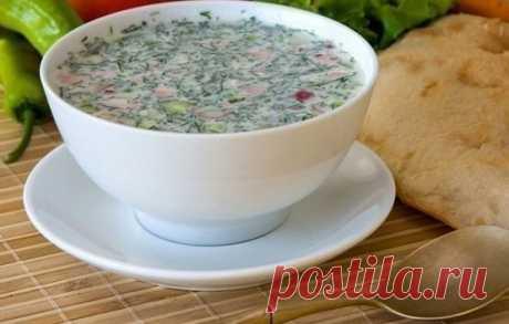 На заметочку: холодные летние супы: топ 5 рецептов — Мегаздоров