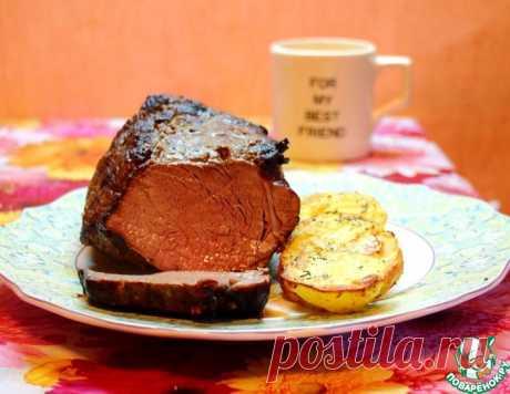 Ростбиф вместо колбасы – кулинарный рецепт
