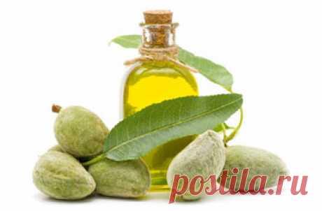 Миндальное масло для лица, применение, 12 домашних рецептов : Уход за кожей