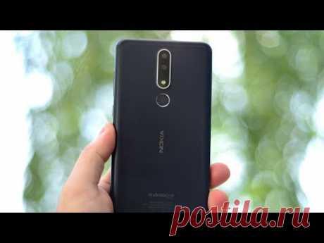 Более трех месяцев эксплуатации Nokia 3.1 pluss (Радость или печаль) - YouTube