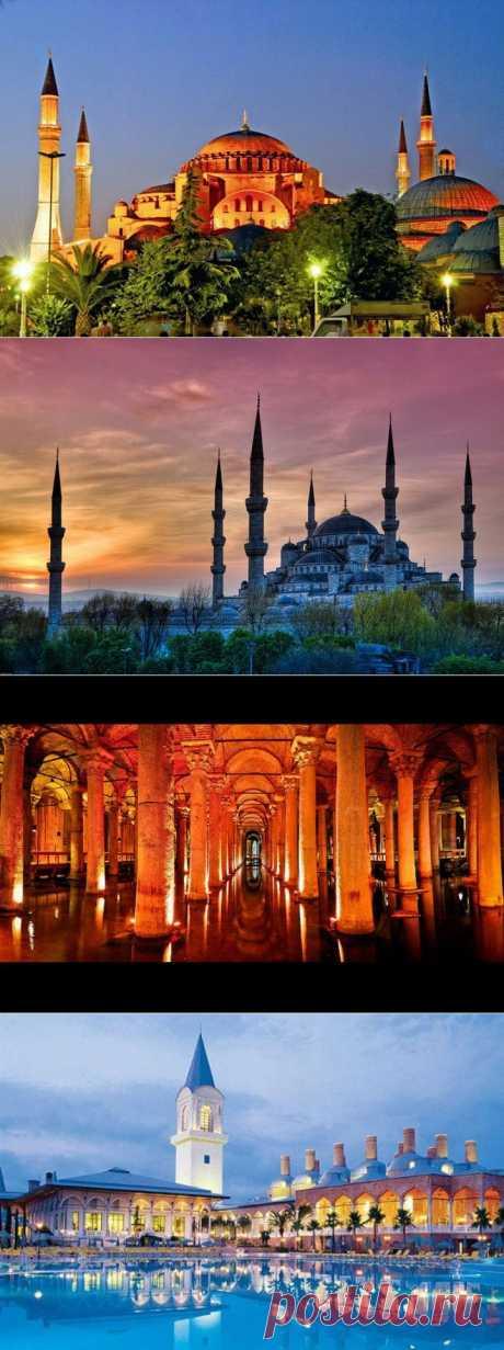 10 достопримечательностей Стамбула, с которыми вы обязаны познакомиться | Занимательный журнал