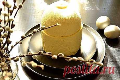 Рецепт старинной ПАСХИ — лучший вариант пасхи из всех возможных Пасха хороша тем, что делают ее из молока. Эта пасха не склонна к истечению сывороткой и она готова уже через 12 ч . Хороша тем, что в составе пасхи нет сырых яиц. На просторах интернета подобный рецепт встречается под самыми разными названиями, то это «сыр», то это «десерт»...