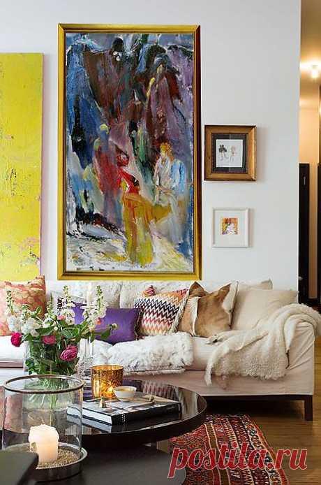 """""""Приход мессии"""" картина выполнена мной в экспрессии. Размер: 140х80см Масло, полотно. Стоимость 2000$"""