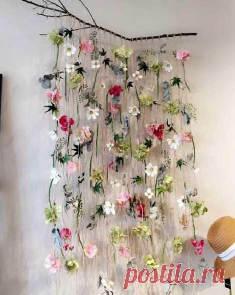10 идей весеннего декора для дома   Южная фея   Яндекс Дзен
