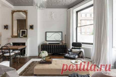 """Квартира """"с картинки"""" в Лондоне"""