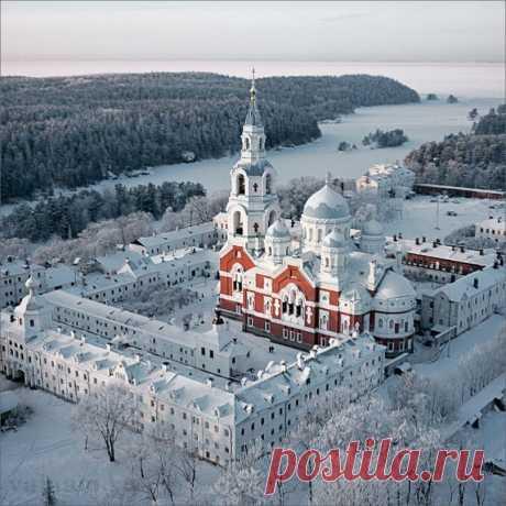 El monasterio Valaamsky