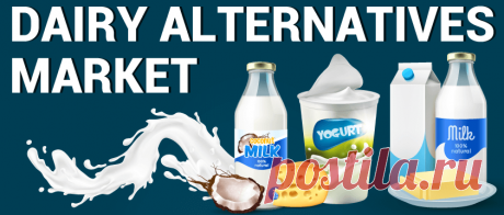 Dairy Alternatives Market Size, Share and Growth [2021-2028]