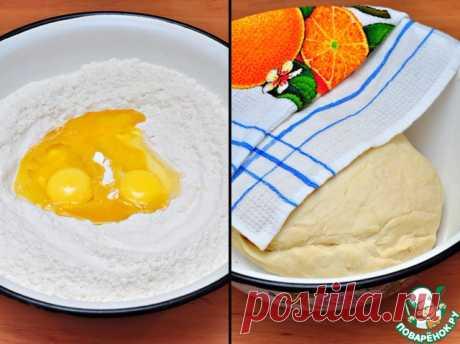 >Бесподобное арабское тесто A'jineh Mwarraqah для разных видов выпечки