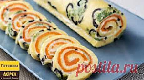 Snack rolls