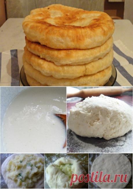 Как приготовить с этим рецептом забудешь, что такое хлеб! пушистые лепешки на кефире: вкусно и быстро. - рецепт, ингредиенты и фотографии