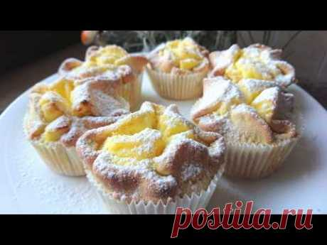 НЕИМОВЕРНАЯ ВКУСНОТА ИЗ ТВОРОГА.Итальянские пирожные *Соффиони*  dolcetti Soffione abruzzesi