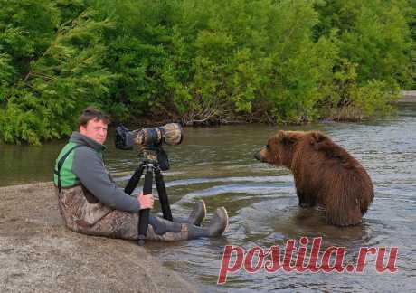 Потрясающие фотографии русского фотохудожника Николая Зиновьева