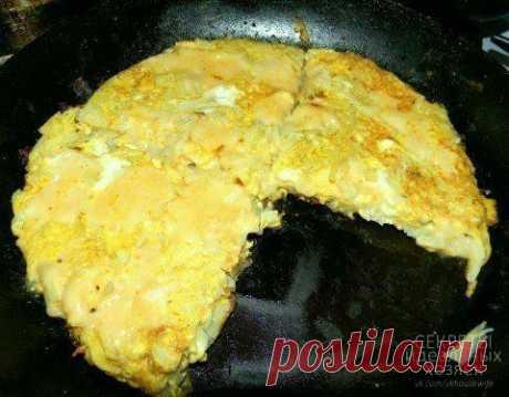 Картофельная запеканка за 5 минут