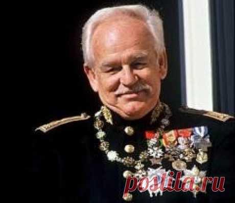 Сегодня 31 мая в 1923 году родился(ась) Ренье III-МОНАКО