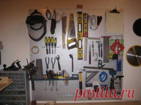 Дизайн гаража. С 23 февраля!