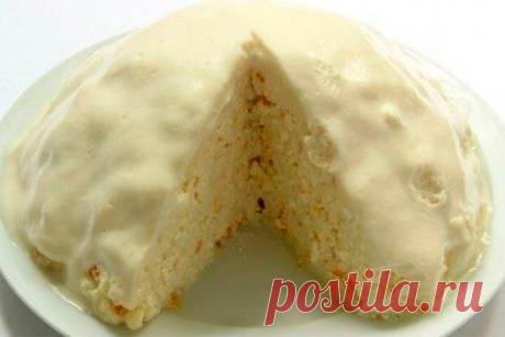 Молочный тортик без выпечки: готовлю, когда хочу чего-то особенного